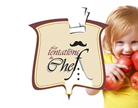 Logo « Les tentations du Chef »