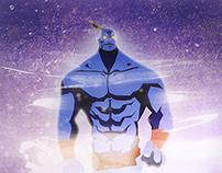 aladdin -genie