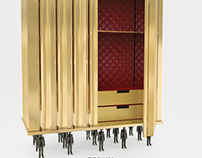 The Guards - Cabinet