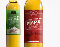 Prime Delight Garlic Oil