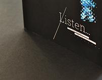 Listen—a graphic novel