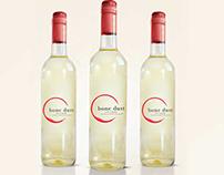 Bone Dust Wine Company Design