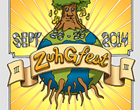ZuhGfest Poster