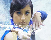COSPLAY FX_The Legend of Korra: Water Bending 101
