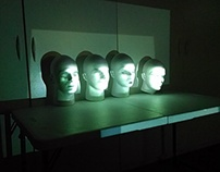 The Haunted Mansion in the classroom