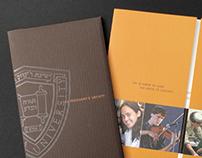 Yeshiva University / Fundraising Brochure