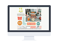 YEAH! Rentals // web redesign (student project)
