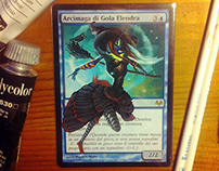 Magic: the Gathering Card Alterations