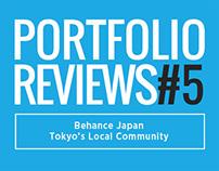 Portfolio Reviews #5 in Tokyo Japan