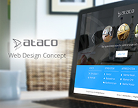 Ataco Website Design