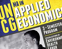 UNCG Economics - Poster