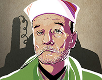 Bill Murray : More 'Tensity…
