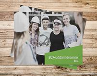 KTS: EUX-uddannelses brochure
