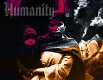 Humanity - Ad Poster