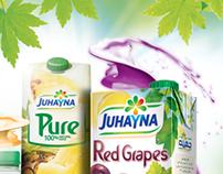 JUHAYNA A5 Flyer