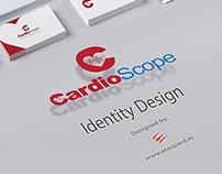 CardioScope Identity Design