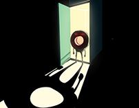 Killer Doughnut | Daily Spitpaint | 30 min. challenge
