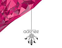 Aashee - Visual Identity