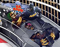 RedBull Batmobile