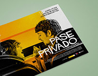 """Pase privado"" shortfilm"