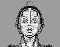 ROBOT ANATOMY : METROPOLIS