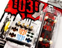 1031 - TECK DECK - LUMBER JACK