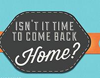 Come Back Home: Postcard