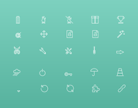100 Icon set2 - with download