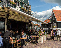 Edam and Volendam