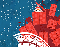 """""""The Most Beautiful Present"""", Christmas song Animation"""