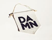 DAMN LOVE banners