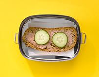 Brand extension for Stabburet Liver Pâté