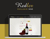 """Readler"" Wine Shop Layout"