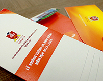 INVITATION - BROCHURE - COMPANY PROFILE