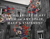 Think Global; Act Local - Urban Garden