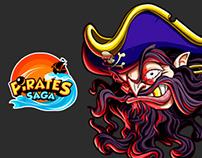 Pirates Saga (facebook game)