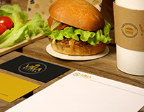Villa Burger - Identidade Visual