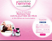 La journée de la femme by Galénic