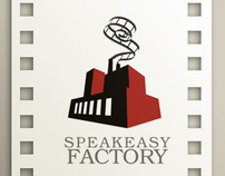 Speakeasy Factory Branding