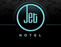 Jet Hotel Website
