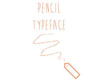 Pencil Typeface