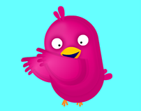 Bird animations