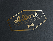 Brand Identity for Adore - Souffleur de verre