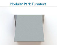 Modular Park Furniture