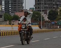 A Glimpse of India's Bike Culture