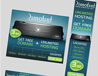 Adword banners for DIMOFINF