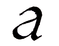 Ambigram Font