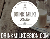 Drink Milk! Studio official website