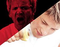 Oliver vs Ramsay
