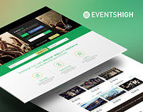 EventsHigh Website
